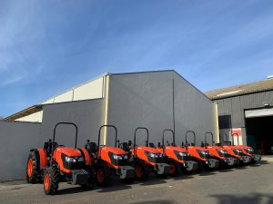 Fruitways M7040 Narrow Tractors Fleet