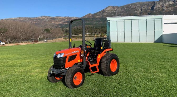 Constantia Uitsig welcomes Kubota to their vineyards