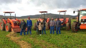 One big family on William Copeman's Farm